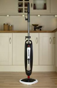 Picture of a Hoover Steam Jet in a kitchen