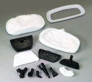 Picture of a set of accessories for a popular Morphy Richards product